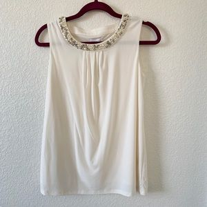 🆕 Charter Club Sleeveless Blouse